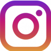 button instagram